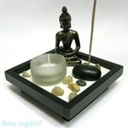Садик Дзен «Будда», 12,5х12,5 см