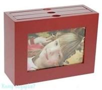 Архивный фотоальбом на 48 фото «MORETTO», 20x9x15 см