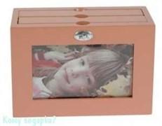 Архивный фотоальбом «MORETTO», 48 фото, 20x9x15 см, 003