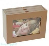 Архивный фотоальбом «MORETTO», 48 фото, 20x9x15 см, 004