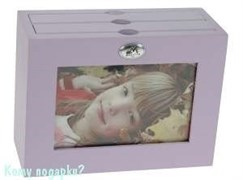 Архивный фотоальбом «MORETTO», 48 фото, 20x9x15 см