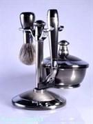 "Набор для бритья ""Nickel  (Gillette Mach-3)"", 3 предмета"