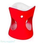 Аромалампа «Лагуна», 10,5х10,5х12,5 см, красный