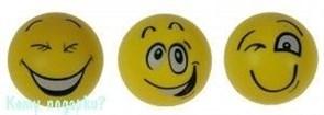 Набор «Антистрессовые смайлики» из 12 шт