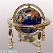 Глобус сувенирный, настольный, d= 10 см, h=18 см