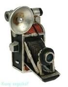 Копилка-ретро «Фотоаппарат», 14x13x18 см