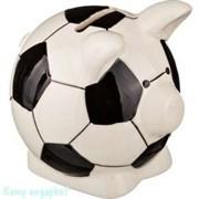 Копилка «Мяч», 9х8х8 см