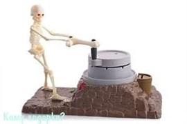 Копилка «Скелет-вымогатель»
