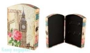 Ключница «London», 7x20x29 см