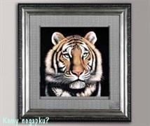 Панно 3D «Тигр», 49х49 см