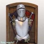 Ключница «Доспехи», 19x13x28 см