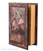 Шкатулка-фолиант «Эпоха возрождения», 17x11x5 см