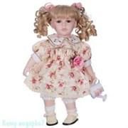 Кукла фарфоровая, h=36 см