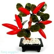 Дерево«Перцы», 7 плодов, 20 см