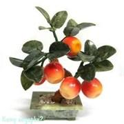 Дерево  «Яблоки», 5 плодов, 18 см