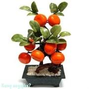 Дерево «Мандарины», 8 плодов, 33 см