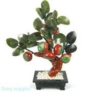 Бонсай «Яблоки», 8 плодов,  26 см