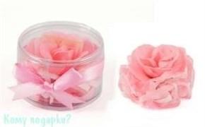 """Мыло """"Роза"""" в подарочной упаковке"""