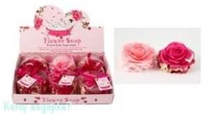 Набор декоративного мыла «Роза», 9 шт
