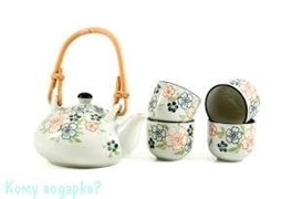 Набор для чайных церемоний «Восточный» на 4 персоны, 11х22х8 см