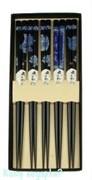 Набор палочек для суши на 5 персон, 25х11х2 см, 001