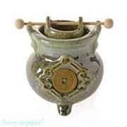 Аромалампа «Китайский колодец», керамика, 9х9 см
