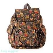 Рюкзак «Совы», 38х16х40 см