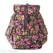 Рюкзак «Цветы», 38х16х40 см