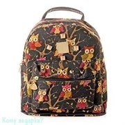 Рюкзак «Совы», 22х15х23 см 001