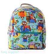 Рюкзак «Совы», 28х15х28 см 002