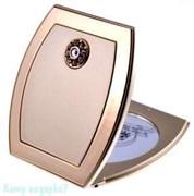 Компактное зеркало с кристаллами «Gold», 3-кратное увеличение