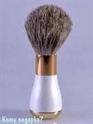 """Помазок для бритья """"WPearl&Gold (Gillette Mach-3)"""""""