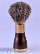 "Помазок для бритья ""Bronze&Gold (Gillette Mach-3)"""