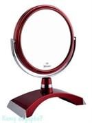 Зеркало настольное «Red», двухстороннее, 5 см.