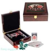 Покер, 22,3х22,3х8 см
