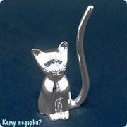 """Подставка для колец """"Кошка"""", 4х10 см"""