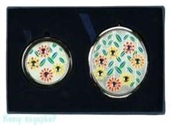 Подарочный набор La Geer: зеркало, таблетница, 61194