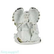 Фарфоровая статуэтка «Ангел-хранитель», h=14 см
