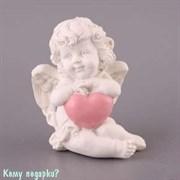 Фигурка «Ангел с сердцем», коллекция «amore», h=8,5 см
