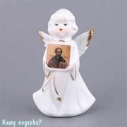 Фигурка «Ангел с иконой», h=10 см