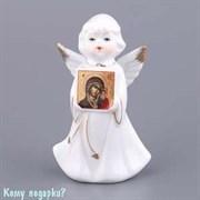 Фигурка «Ангел с иконой Богоматери», h=10 см