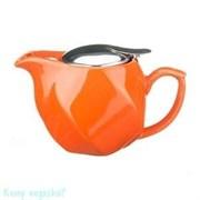 Заварочный чайник, 500 мл, оранжевый