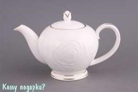 Заварочный чайник, 480 мл, белый