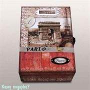 """Шкатулка """"Париж"""", 21x15x8 см"""