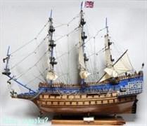Парусник «SOVEREIGN OF THE SEAS», l=100 см
