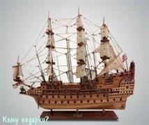 Парусник «SOVEREIGN OF THE SEAS», l=85 см