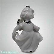 Статуэтка «Ангелочек», h=10 см, белый
