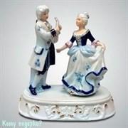 Статуэтка музыкальная «Пара на балу», 20x17 см