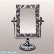Зеркало настольное, 25x19x9 см, LJ-262-4B