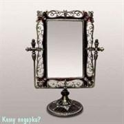 Зеркало настольное, 25x19x9 см, LJ-259-4A